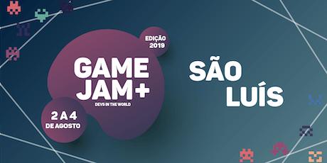Game Jam + 2019 (São Luís) ingressos