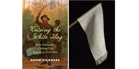 Raising the White Flag: Sonya Clark and Dr. David Silkenat in Conversation tickets