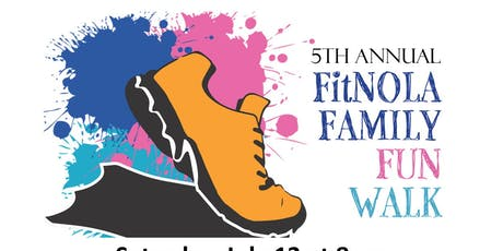 FitNOLA Family Fun Walk tickets