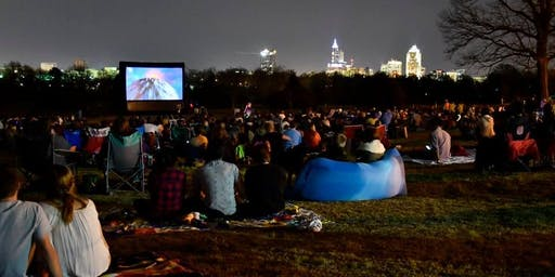 Movie By Moonlight - Dirty Dancing!