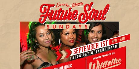 Future Soul Sundays at Hanovers 2.0 | 9.1 tickets