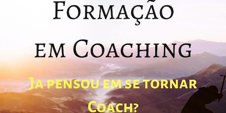 Formação em Coaching  ingressos