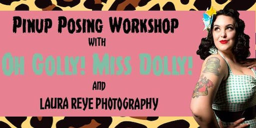 Pinup Posing Workshop @ The Irish Pinup Weekender