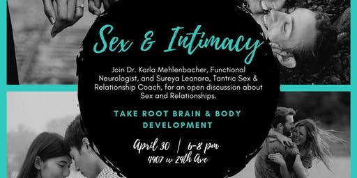 Brain and Body Workshop Presents: Sex and Intimacy