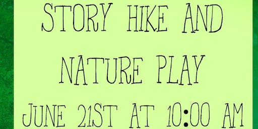 Story Hikes and Nature Play