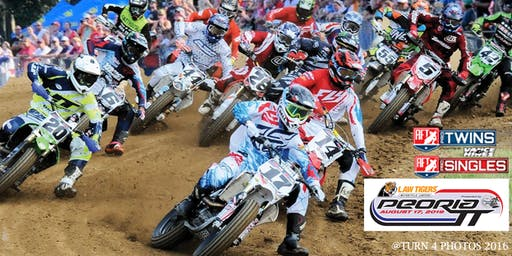 73rd American Flat Track Law Tigers Peoria TT Grand National Championship Presented by Country Saloon