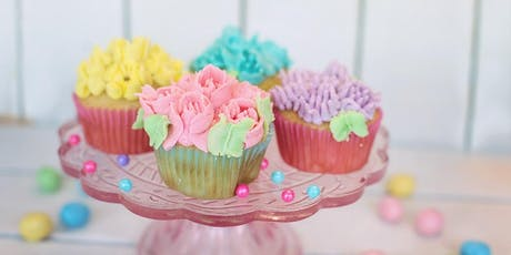 Cupcake Decorating tickets