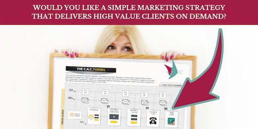 Acquire High-Value Clients On-Demand WITHOUT Being Marketing Or Sales Ninja!
