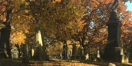 Atlas Obscura Society New York: The Evergreens Cemetery Brewer's Row: Tour and Tasting tickets