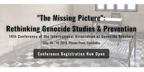 Women's Caucus of Genocide Scholars Inaugural Meetings tickets