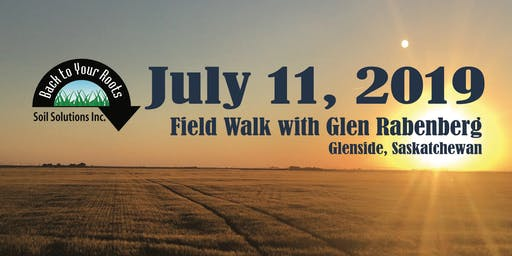 Soil Health Field Walk with Glen Rabenberg