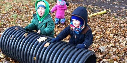 Earthtime Summer Fun Sessions - Cooper Park, 6th August