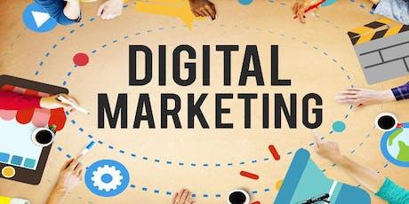Digital Marketing for Professionals - Workshop tickets