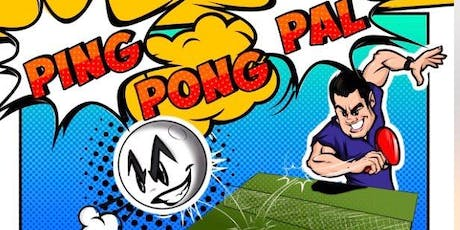 "Miami PAL presents ""Ping Pong PAL"" Tournament  tickets"