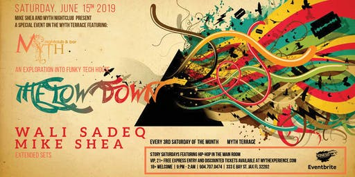 The Lowdown by Mike Shea at Myth Terrace | Saturday 06.15.19