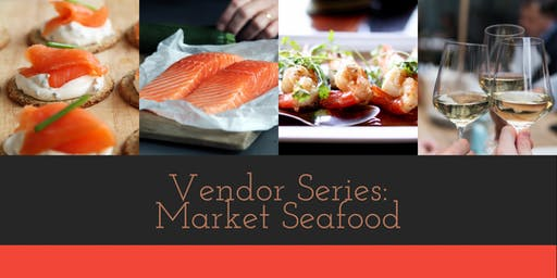 Calgary Farmers Market Feature: Market Seafood- SOLD OUT