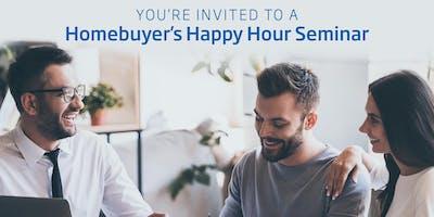 Homebuyer Happy Hour Seminar
