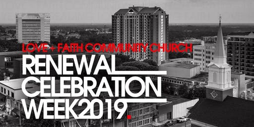 LFCC RENEWAL CELEBRATION 2019