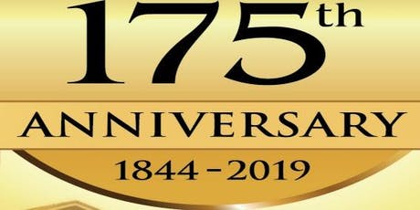 A Toast to the 175th Anniversary of Harrison Township tickets