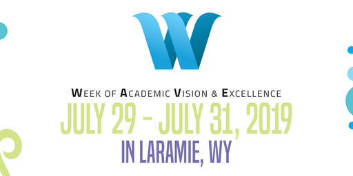 2019 Week of Academic Vision and Excellence