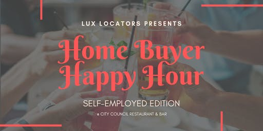 Home Buyer Happy Hour: Self-Employed Edition