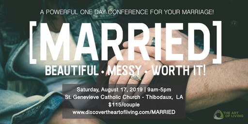 [MARRIED] - Thibodaux, LA