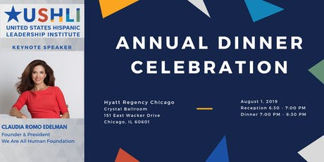 2019 Annual Dinner Celebration tickets