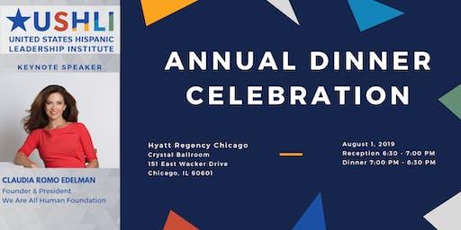 2019 Annual Dinner Celebration