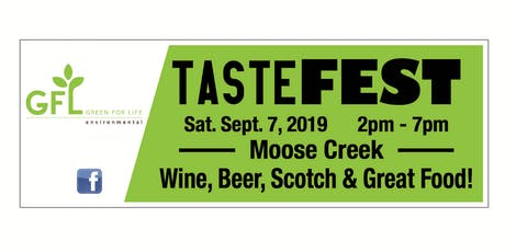 TASTEFEST 2019 ! tickets