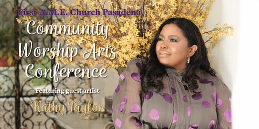 First AME Music, Dance & Theatre/Drama Workshop: God is With Us