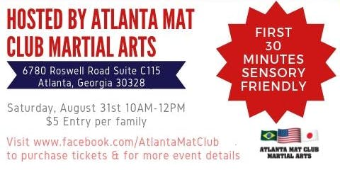 Atlanta Mat Club-Touch a Truck Sandy Springs