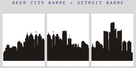 Beer City Barre road trip to Detroit! tickets