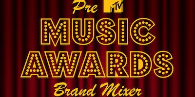 Pre-MTV Music Awards Brand Mixer