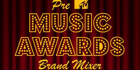 Pre-MTV Music Awards Brand Mixer tickets