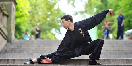 FREE Tai Chi & KiGong: Energy Healing Martial Arts tickets