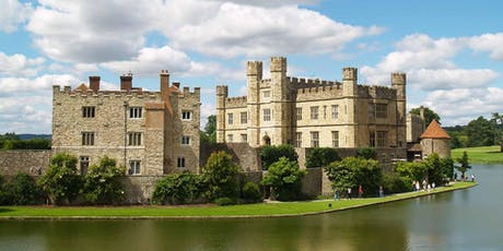 Day Trip to Leeds Castle, Canterbury and The White Cliffs of Dover includes entry into Leeds Castle  tickets