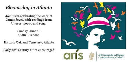 Bloomsday in Atlanta tickets
