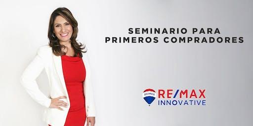 SEMINARIO GRATUITO PARA PRIMEROS COMPRADORES - 0% DE ENGANCHE