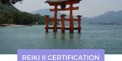 REIKI II Certification OKUDEN