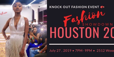 Fashion Showdown  HOUSTON FASHION DESIGNER COMPETITION tickets