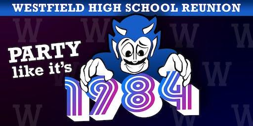 Westfield High School - Class of '84 Reunion