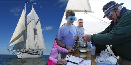 Museum on the Move: Family Ecology Sail on the Appledore tickets