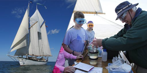 Museum on the Move: Family Ecology Sail on the Appledore