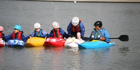 CMA Kayaking Holiday Club tickets