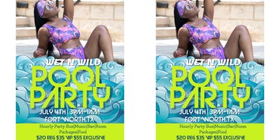 Wet N Wild Pool Party