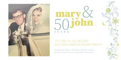 Mary & John's Golden Anniversary