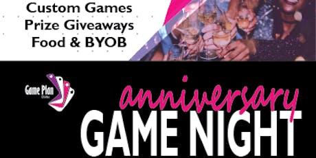 1st Year Anniversary Game Night tickets