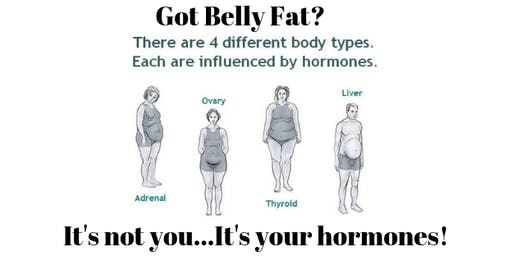 Got Belly Fat?  It's not YOU it's your Hormones!