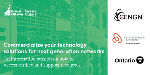 Commercialize your technology solutions for next generation networks