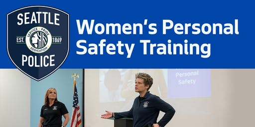 Queen Anne Comm Center- Women's Personal Safety Training